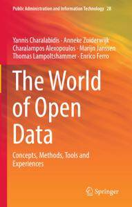 The World of Open Data: Concepts, Methods, Tools and Experiences (Repost)