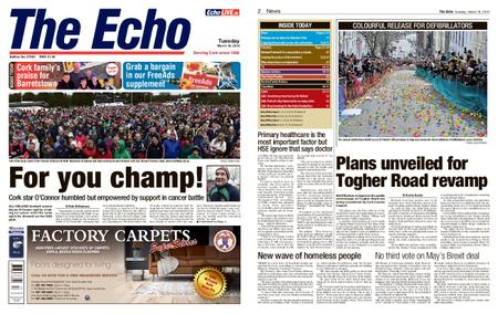 Evening Echo – March 19, 2019