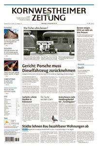 Kornwestheimer Zeitung - 06. November 2018