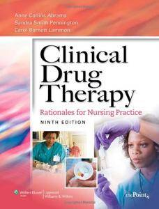 Clinical Drug Therapy: Rationales for Nursing Practice [Repost]
