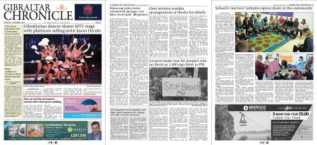 Gibraltar Chronicle – 06 November 2018