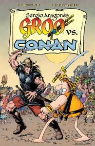 Dark Horse-Groo Vs Conan 2015 Retail Comic eBook