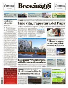 Brescia Oggi - 17 Novembre 2017