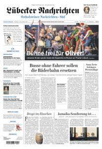 Lübecker Nachrichten Ostholstein Süd - 17. November 2017