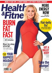 Health & Fitness UK - August 2019