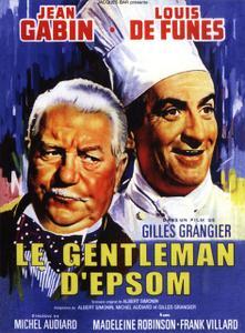 Le gentleman d'Epsom / The Gentleman from Epsom (1962)