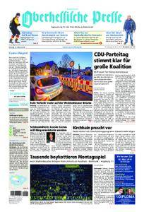 Oberhessische Presse Hinterland - 27. Februar 2018