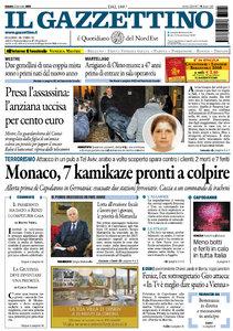 Il Gazzettino del Nord-Est - 02.01.2016