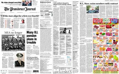 The Providence Journal – April 30, 2019