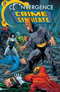 Convergence - Crime Syndicate 002 2015 Digital