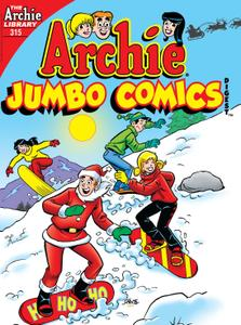 Archie Jumbo Comics Double Digest 315 2021 Digital