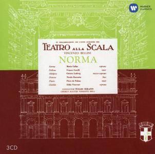 Maria Callas - Bellini: Norma (1961/2014) [Official Digital Download 24-bit/96kHz]