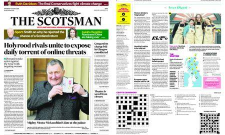 The Scotsman – March 21, 2018