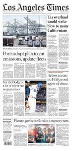 Los Angeles Times  November 03 2017