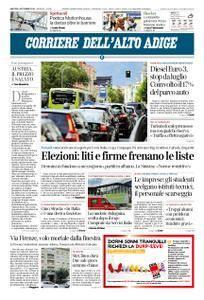 Corriere dell'Alto Adige – 04 settembre 2018