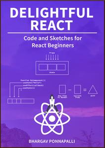Delightful React Code and Sketches for React Beginners