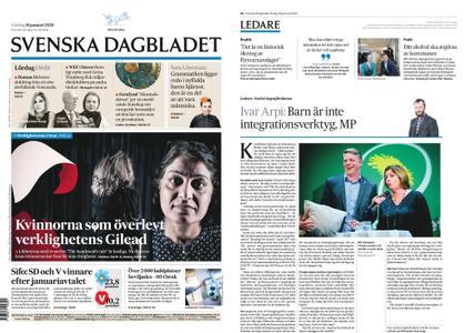 Svenska Dagbladet – 18 januari 2020