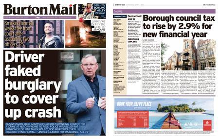 Burton Mail – March 04, 2020