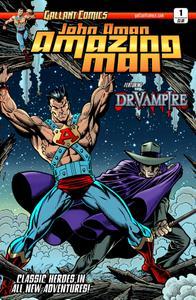 John Aman Amazing Man 001 2014 digital Minutemen-Drunk Monk