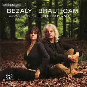 Sharon Bezaly, Ronald Brautigam - Masterworks for Flute and Piano (2006) (Repost)