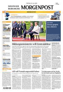 Solinger Morgenpost – 12. Juli 2019