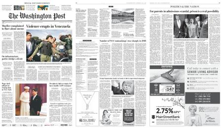 The Washington Post – May 01, 2019