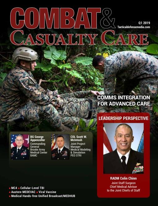 Combat & Casualty Care - Q1, 2019
