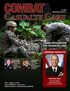 Combat & Casualty Care - Q1, 2019