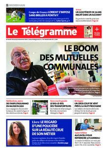 Le Télégramme Vannes – 08 décembre 2019