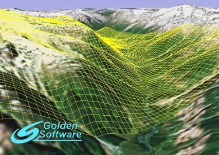 Golden Software 2016.02 Suite