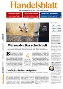 Handelsblatt - 02. Mai 2019
