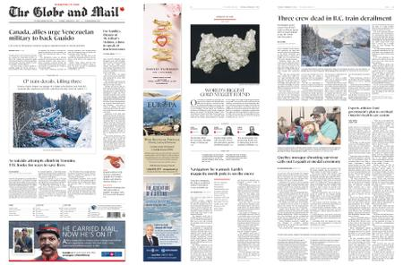 The Globe and Mail – February 05, 2019
