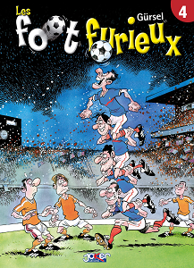 Les Foot Furieux - Tome 4