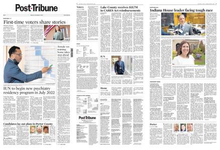 Post-Tribune – November 02, 2020