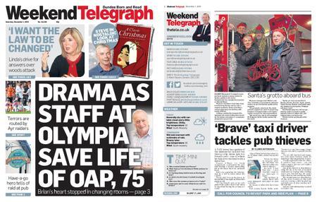 Evening Telegraph First Edition – December 01, 2018