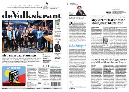 De Volkskrant – 23 mei 2019