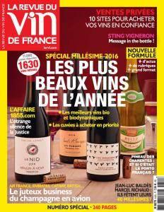 La Revue du Vin de France - Juin 2017