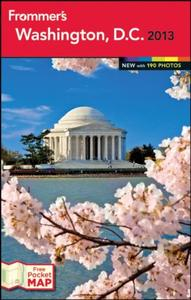 Frommer's Washington, D.C. 2013 (Repost)