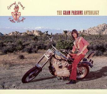 Gram Parsons ‎– Sacred Hearts & Fallen Angels: The Gram Parsons Anthology (2001)