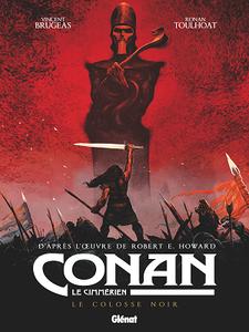 Conan le Cimmérien - Tome 2 - Le Colosse noir (2018)