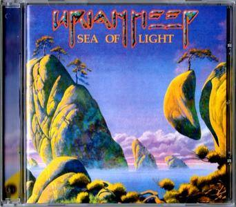 Uriah Heep - Sea Of Light (1995) {2013, Remastered}