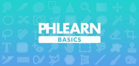 Phlearn - Photoshop Basics (2017)