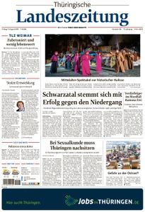 Thüringische Landeszeitung – 09. August 2019