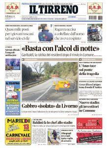 Il Tirreno Livorno - 8 Febbraio 2018