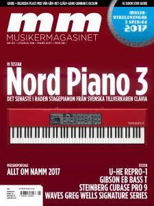 Musikermagasinet - Mars 2017