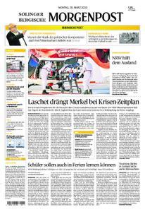 Solinger Morgenpost – 30. März 2020