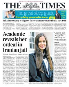 The Times - 21 January 2020
