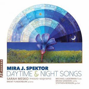 Sarah Mesko - Daytime & Night Songs (2019)