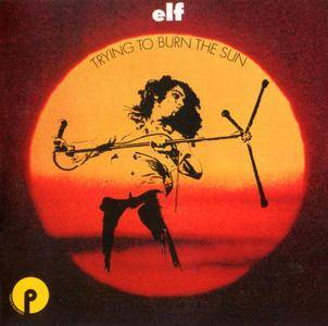 Elf - Trying To Burn The Sun (1975) {2016, Reissue, Remastered}