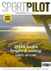 Sport Pilot - January 2018